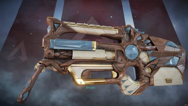 Lstar 'Nature Fusion' Halo-Day Skin