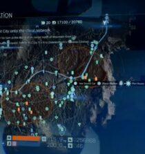 Death-stranding-Map