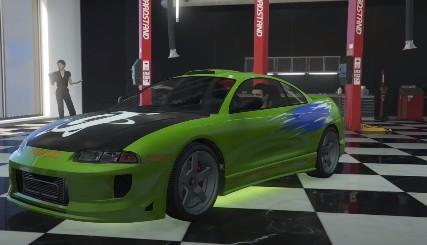 Most Customizable Car in GTA 5