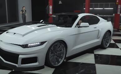 Customizable Car in GTA 5