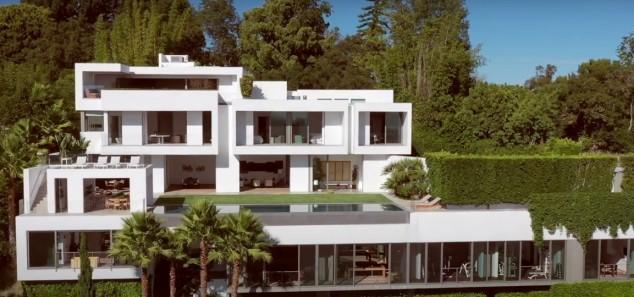 Trevor Noah $27.5 Million Dollar Bel-Air Mansion