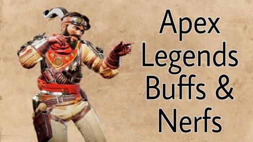 Apex Legends Buffs