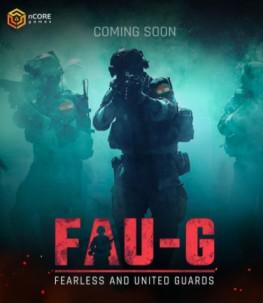 Download FAUG Game