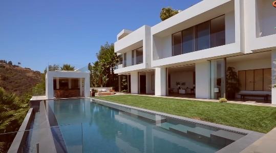$27.5 Million Dollar Bel-Air Mansion